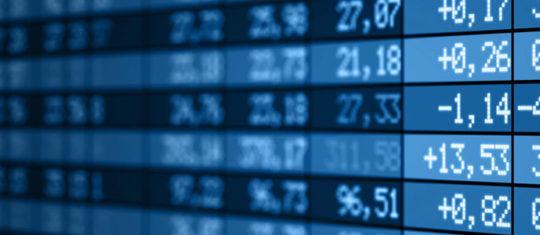 La gestion passive en indice boursier