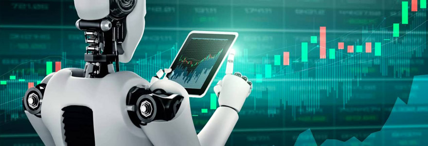 robot de trading